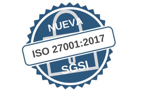 Legislación para ISO 27001 de Sistemas de gestión de la seguridad de la información