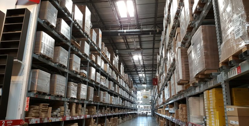 Almacenamiento En Estanterias Metalicas.Inspecciones En Estanterias Son Obligatorias Por Ley Envira