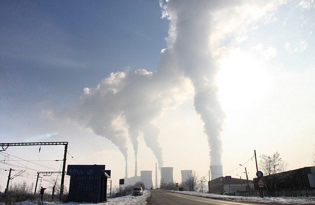 emision contaminantes a la atmosfera