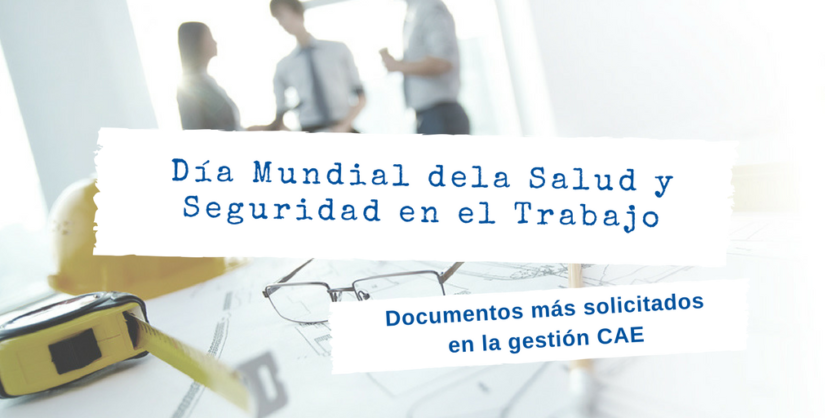 documentos CAE importantes