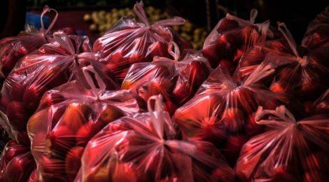 Real Decreto sobre reducción del consumo de bolsas de plástico
