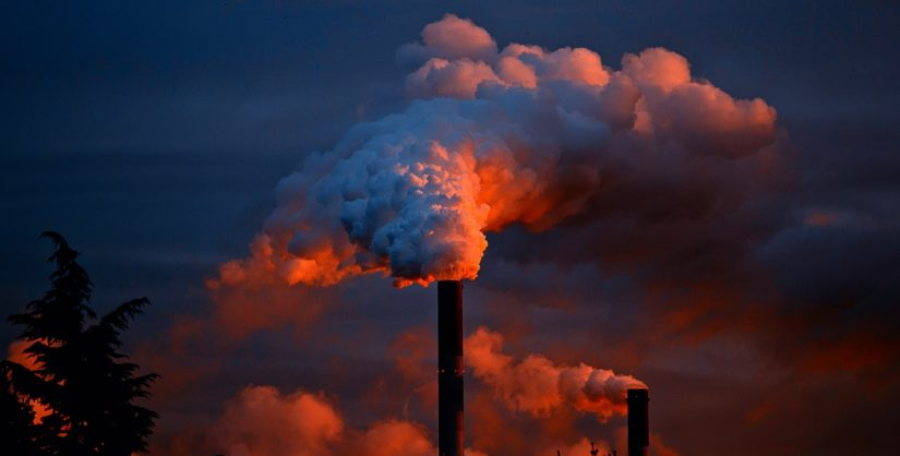 contaminación partículas