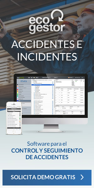 Software para la gestión de accidentes e incidentes laborales