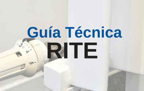 Guía Técnica del RITE