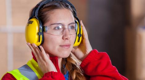 Selección y utilización de protectores auditivos
