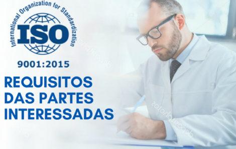 ISO 9001:2015 – Como definir as de partes interessadas.
