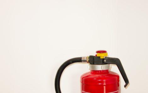 Tablas de mantenimiento contra incendios