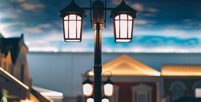 eficiencia energética en instalaciones de alumbrado exterior
