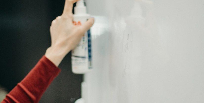 Medidas de limpieza y desinfección de superficies COVID-19 País Vasco