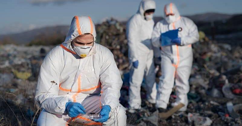 vertederos controlados de residuos