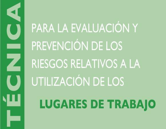 guía evaluación y prevención de riesgos laborales