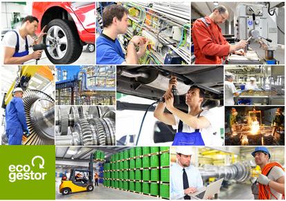 Presentación de aplicaciones de última generación para Coordinación de Actividades Empresariales y Mantenimiento Industrial