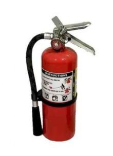 servicio de las instalaciones de protección contra incendios en establecimientos no industriales