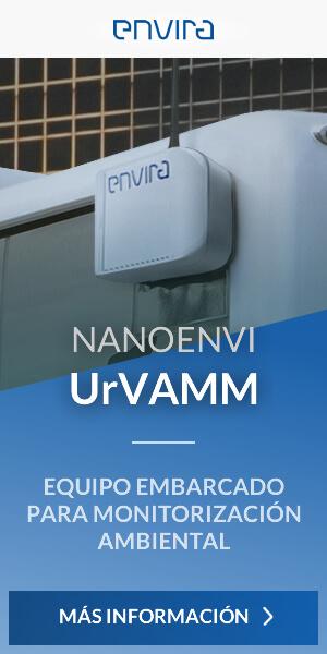 En marcha el proyecto UrVAMM para monitorizar calidad del aire en las rutas de los autobuses