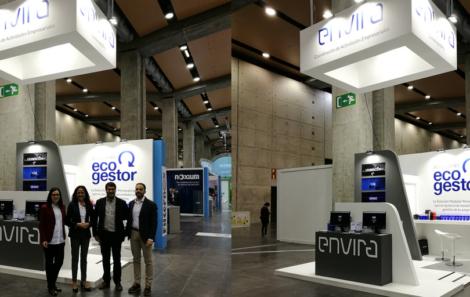 ENVIRA participó como expositor en Laboralia 2017