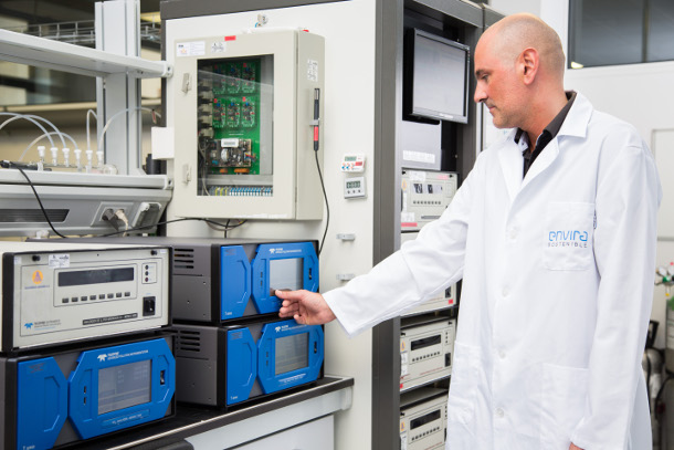 Ingenieros Asesores has become the first laboratory in Spain accredited for the calibration of SH2 analyzers in air quality