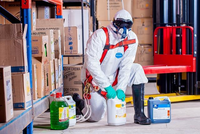 A UE aprova novos limites de exposição profissional para agentes químicos