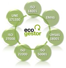 EcoGestor unifica toda la legislación de medio ambiente y riesgos laborales