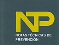 Notas Técnicas de Prevención de la Serie n 28