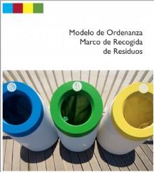 Ordenanza Marco de gestión de residuos